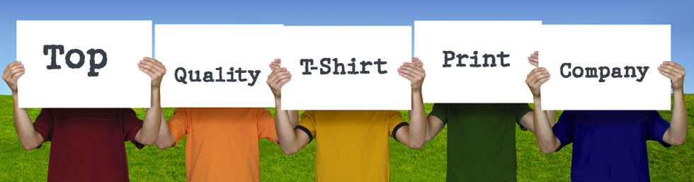 We are an Top Quality T-Shirt Print Company